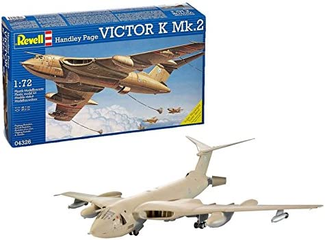 Revell Handley Page Victor K Mk.2 Model Kit, 1:72 Scale
