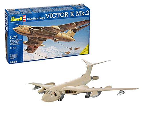 a03084316c667 Revell Handley Page Victor K Mk.2 Model Kit, 1:72 Scale