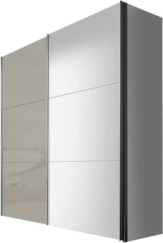 Solutions 43660 – 319 – Armario de Puertas correderas 200 x 236 x ...