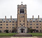 24 x 36 Giclee Print of Le Mans Hall a Dormitory and Central Administration Building Constructed in 1926 at Saint Mary's College a Four-Year Catholic Women's Liberal-Arts College in Notre Dame Ind
