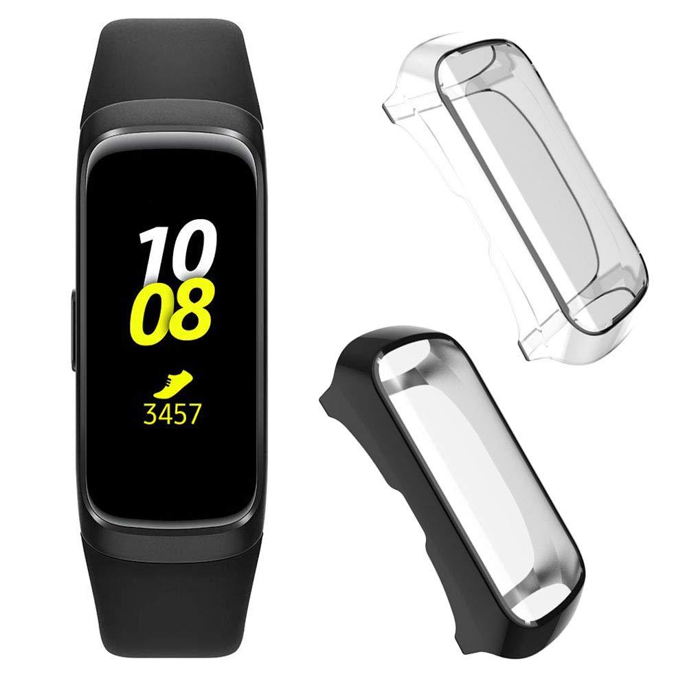 Protectores Para Reloj Samsung Galaxy Fit E Sm-r370 (x2)