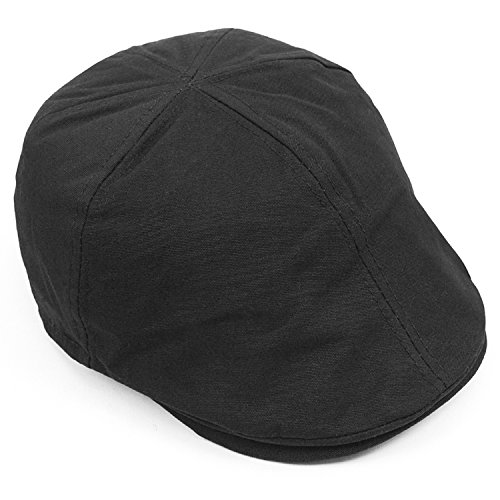 Men's Solid Colored Casual Pub Ivy (Old Fashioned Newsboy Cap)