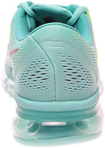 hyper De Silver Air Turq Femme gs Turquesa clear 2016 Course Chaussures Jade Nike Reflect Max wFqgXXz