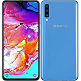 Samsung Galaxy A70 A705M 128GB DUOS GSM Unlocked Android Phone W/Dual 32MP Camera (International Variant/US Compatible…