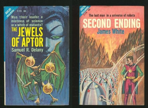 The Jewels of Aptor / Second Ending: Two Complete Novels