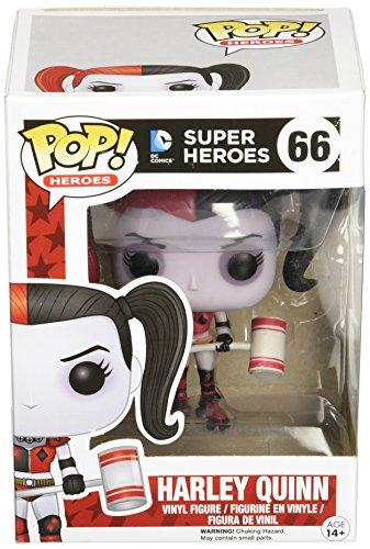 Funko POP Heroes: Roller Derby Harley Quinn Toy Figure