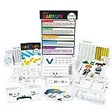 tens unit 120 - ETA hand2mind Guided Math by Reagan Tunstall, Grade 1 - Unit 4: Place Value
