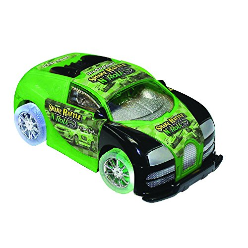 Toysmith Shake Rattle Roll Green