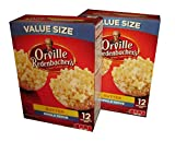 Orville Redenbacher's Single Serve Butter Flavor Popcorn, 12 Ct (2 Pack)