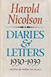 img - for Harold Nicolson: Diaries and Letters, 1930-1939, Vol. 1 book / textbook / text book
