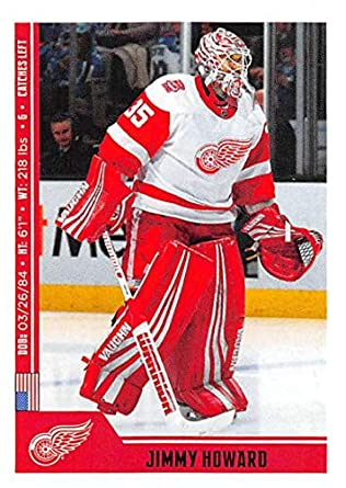 hot sale online 99e38 1217c Amazon.com: 2018-19 Panini NHL Stickers Collection #79 Jimmy ...