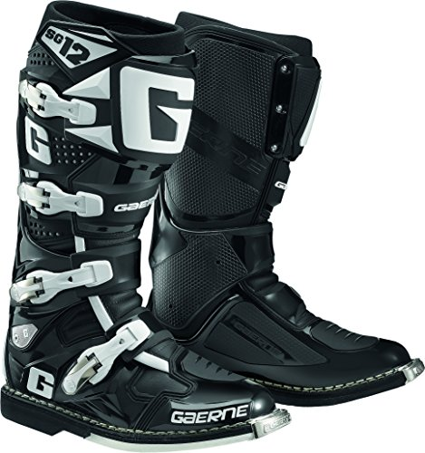 Gaerne SG-12 Boots (12) (BLACK) from Gaerne
