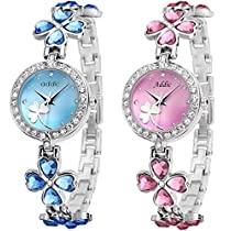 Addic Best Selling Combo of Two Cool Women's Watches
