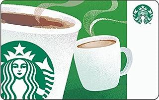 Starbucks Gift Card (B00BXLW2AQ) | Amazon price tracker / tracking, Amazon price history charts, Amazon price watches, Amazon price drop alerts