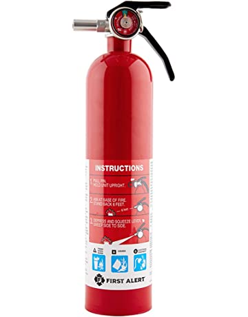 Fire Extinguishers | Amazon com | Safety & Security - Fire