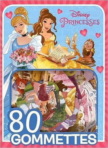 Ebook italiano télécharger 80 gommettes Disney Princesses PDF MOBI 2013304293