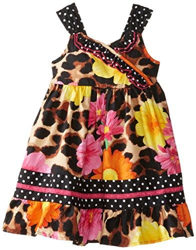 cheetah print dress for toddlers - 7