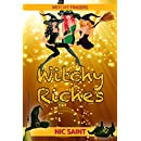 Witchy Riches (Witchy Fingers Book 4)