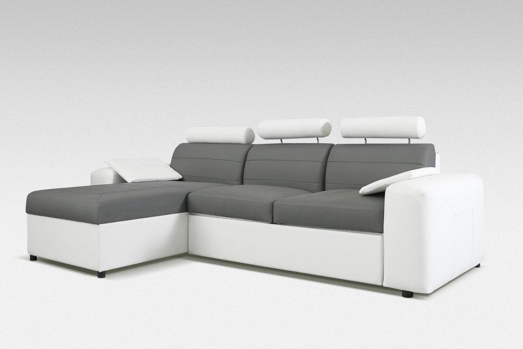 Couch Couchgarnitur Wohnlandschaft Sofa Polsterecke Mega L Mit
