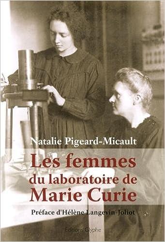 Livres gratuits Les femmes du laboratoire de Marie Curie pdf, epub ebook