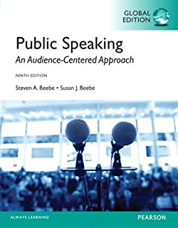 Public Speaking An Audience Centered Approach Pdf