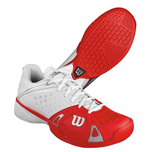 ウィルソン(WILSON) ラッシュプロ HC(RUSH PRO HC) WH/RD/WH WRS318650U
