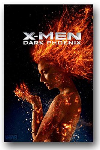 「dark phoenix poster」の画像検索結果