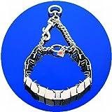 Herm Sprenger Stainless Steel Neck Tech prong/pinch collar 19″, My Pet Supplies