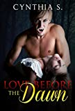 love before the dawn paranormal romance vampires fantasy a shade of vampire fairy tale romance alpha males werebear shifter romance book 1