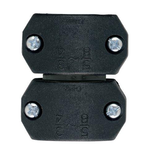 2 Pack - Orbit Garden Hose Mender Plastic Hose Clamps 5/8 Inch or 3/4 - Plastic Hose Repair