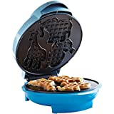 : Brentwood TS-253 Appliances Electric Food Maker-Animal-Shapes Waffle Maker, Blue