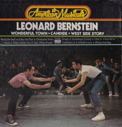 American Musicals: Leonard Bernstein (WOnderful Town, Candide, West Side - Town Mall West