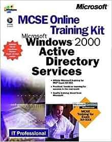 MCSE Windows 2000 Server: Training Guide; Exam 70