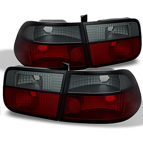 00 Honda Civic 4dr Tail - 9