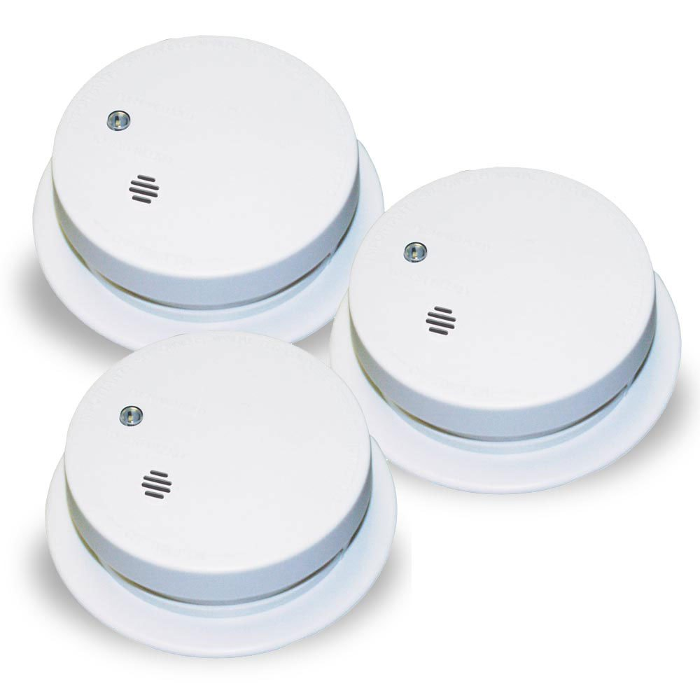 Amazon.com: Kidde 0914 funciona con pilas ionización Sensor ...