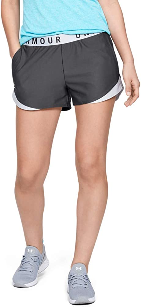 Under Armour Womens Play Up 3.0 Shorts