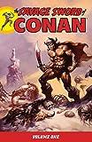 Savage Sword of Conan Volume 1: v. 1