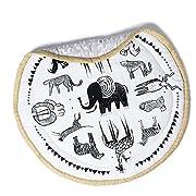 Wee Gallery Safari Organic Play Mat