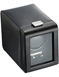 270002 Heritage Single Watch Winder with Cover, Black