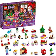 LEGO Friends Advent Calendar 41420, Kids Advent Calendar with Toys; Makes a Great Holiday Treat for Children w