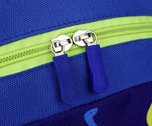 Blue Boys Kindergarten Dark Dinosaur Toddler School Shoulder Pattern Bag Bag Backpack Animals Girls Z7xgw
