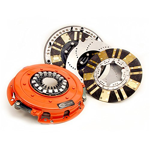 Centerforce 04115750 DYAD Drive System Twin Disc Clutch by Centerforce (Image #1)