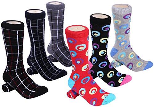 Marino Mens Dress Socks - Fun Colorful Socks