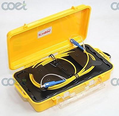 OTDR Dead Zone Eliminator,Fiber Optic OTDR Launch Cable Box 500/1000/2000m.FC/SC/ST/LC(UPC/APC) Multi Connectors can be Choosen!