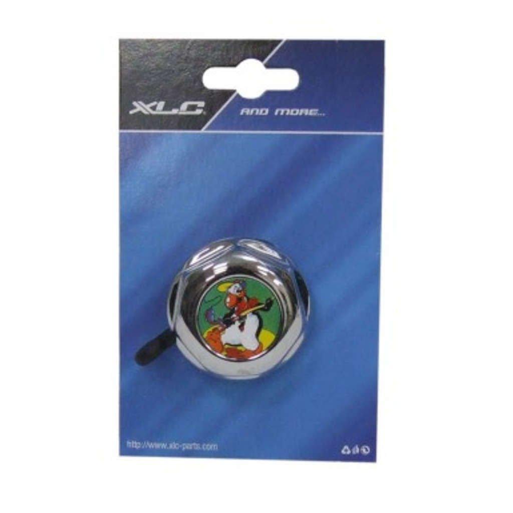 Kinderglocke Pingus mit Motivbild (auf XLC Karte) Sonstige