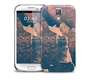 Vintage Rocks Samsung Galaxy S4 GS4 protective phone case by supermalls