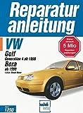 VW Golf IV / Bora Diesel   ab 1999 (Reparaturanleitungen)