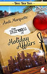 The Bureau of Holiday Affairs (Twice Told Tales. Lesbian Retellings Book 3)