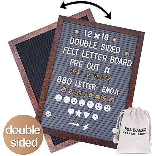 (Felt Letter Board 12