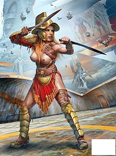 Master Box 24056 - 1/24 Dimachaerus (Master of Two Blades) Champion – Parselen